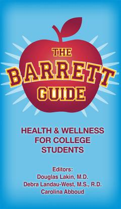 Book cover for The Barrett Guide